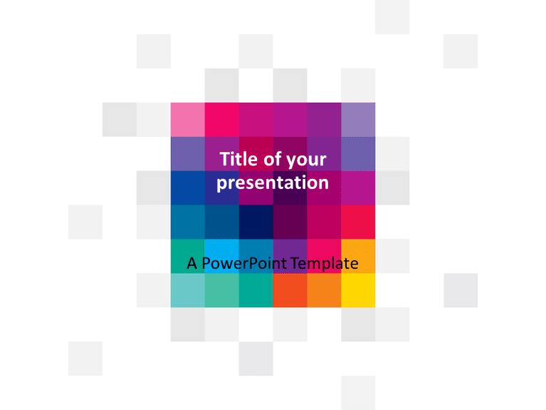 Favori Modèles gratuits pour présentations Powerpoint NV03