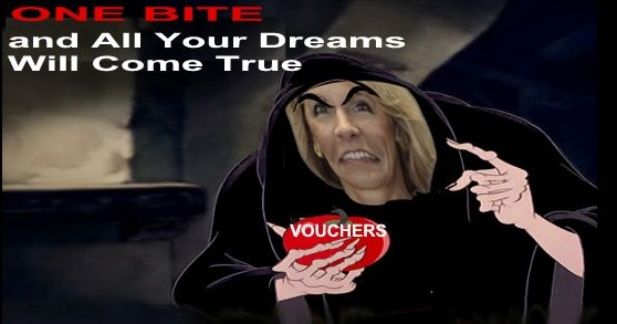 Image result for big education ape devos vouchers