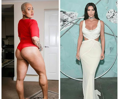Man Who is obsessed with Kim Kardashian Undergoes bum Surgery to look Like Her