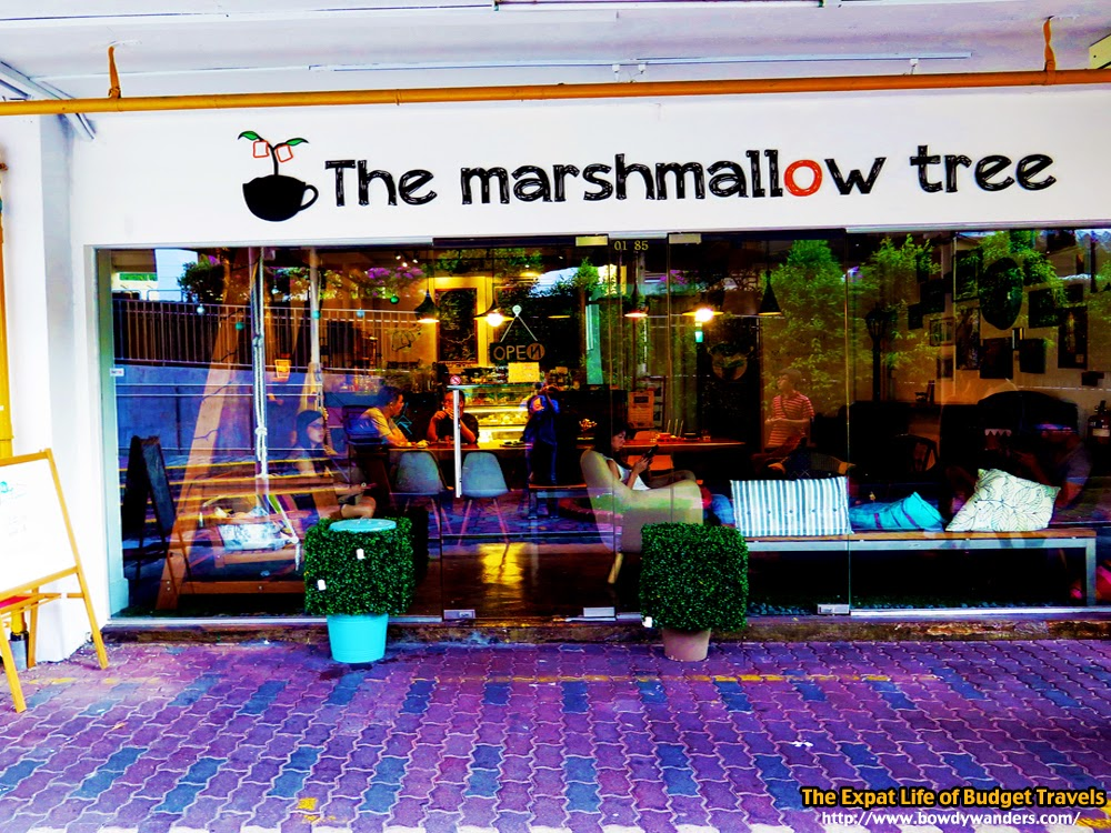 bowdywanders.com Singapore Travel Blog Philippines Photo :: Singapore :: The Marshmallow Tree, Telok Blangah Drive