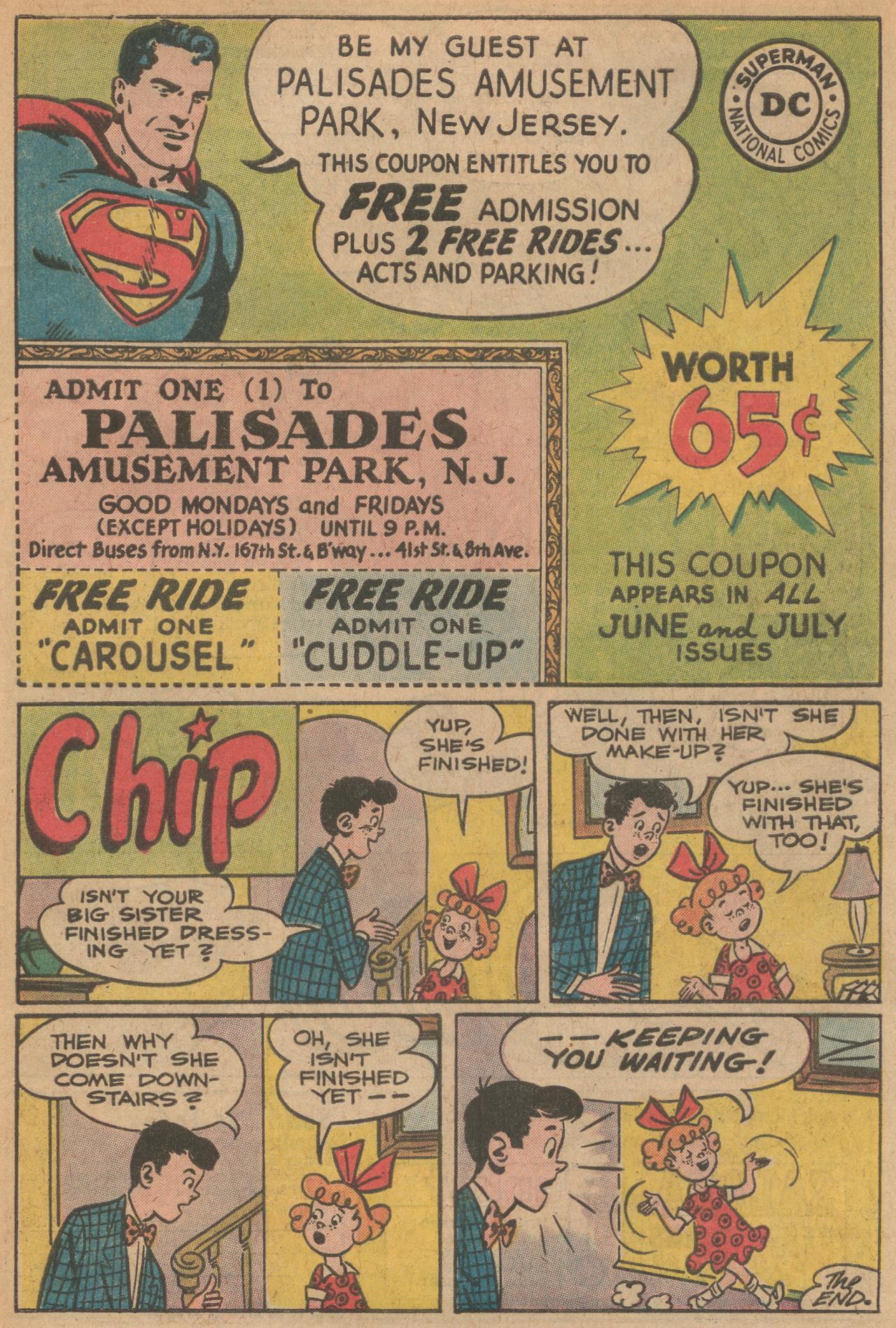 Read online World's Finest Comics comic -  Issue #126 - 30
