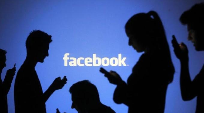 Se cae Facebook no permite iniciar sesión