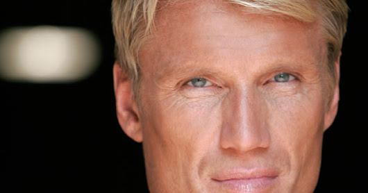 Dolph Lundgren, the Pirate