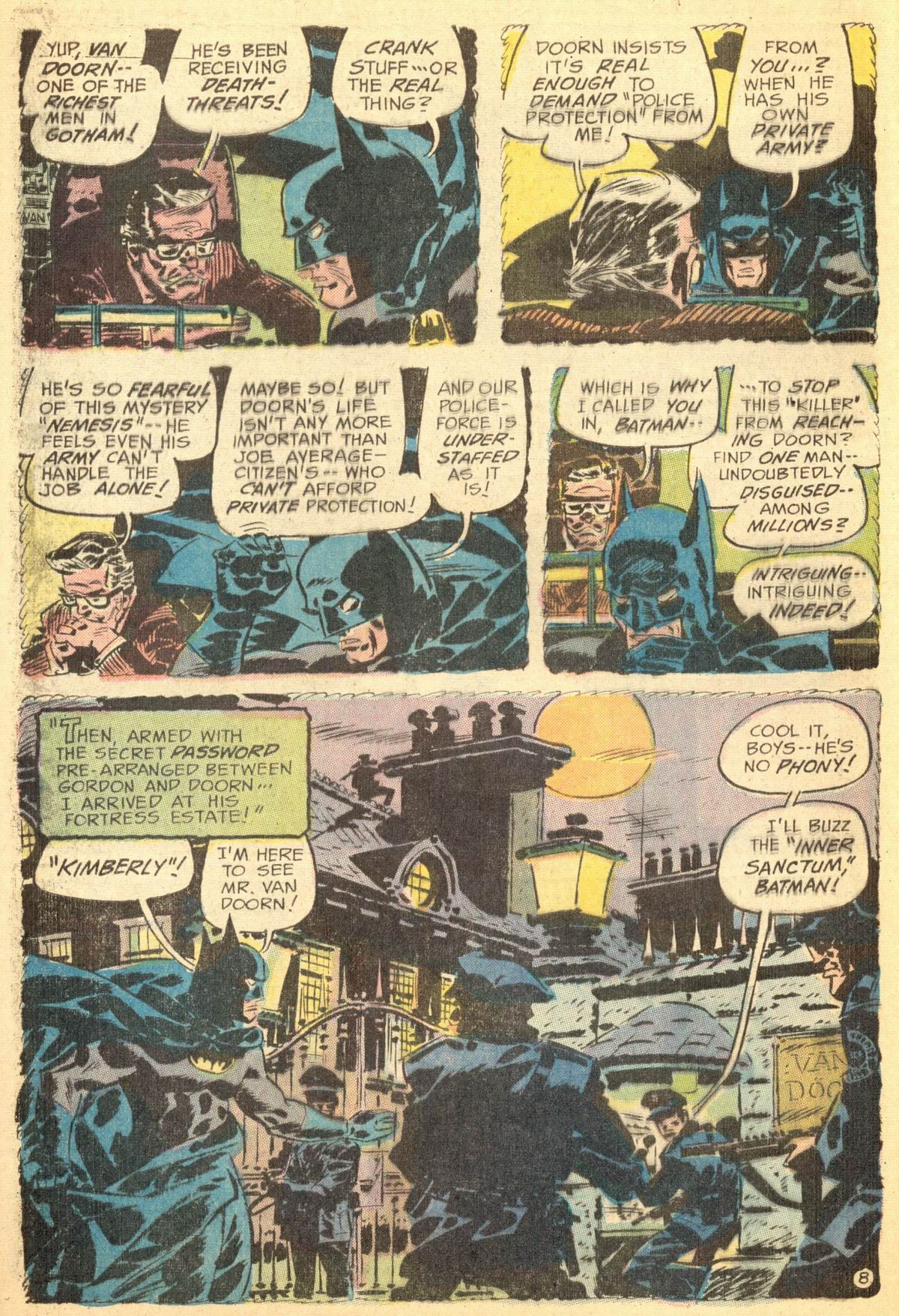 Detective Comics (1937) 420 Page 11
