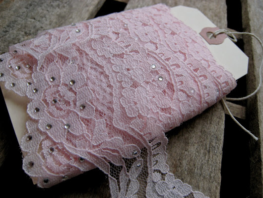 Lace Trim and Vintage Hankies