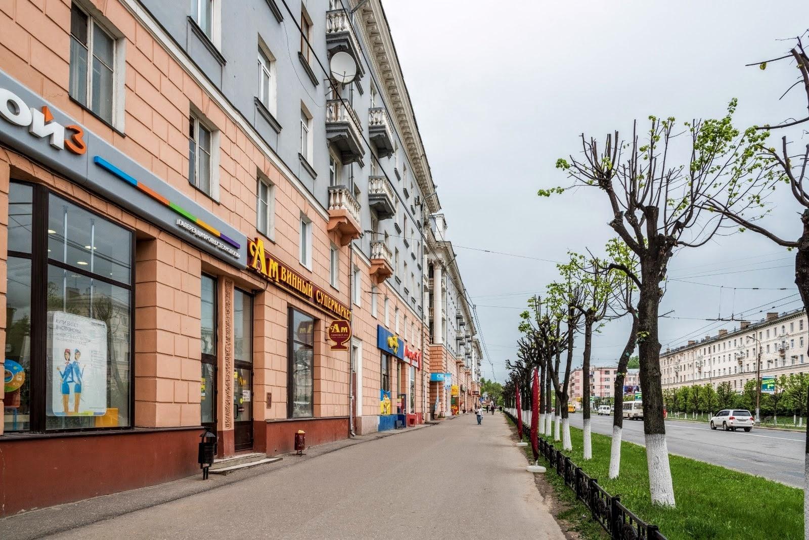 Проспект Ленина. Иваново