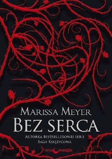 Sem Coração - Marissa Meyer - Polônia
