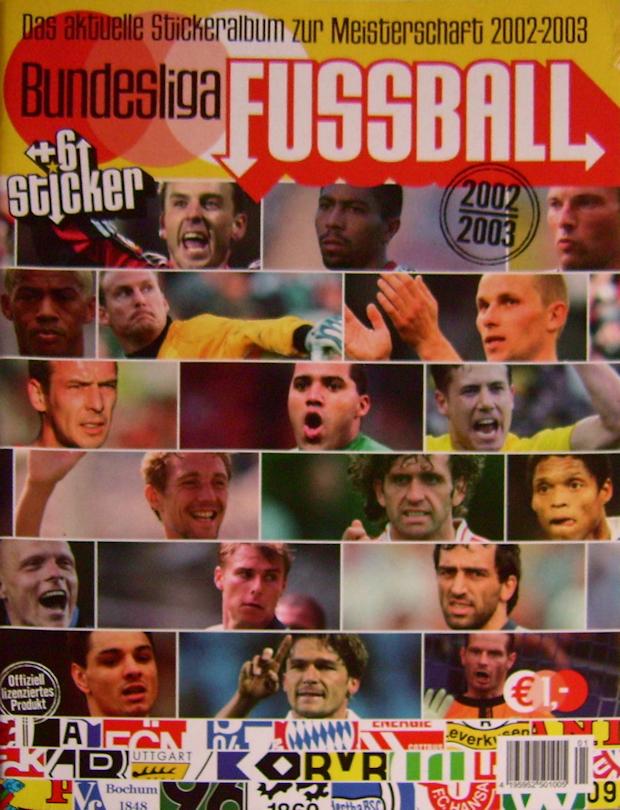 Verzamelkaarten, ruilkaarten Panini 423 BL Fussball 2004/05 Razundara Tjikuzu Hansa Rostock