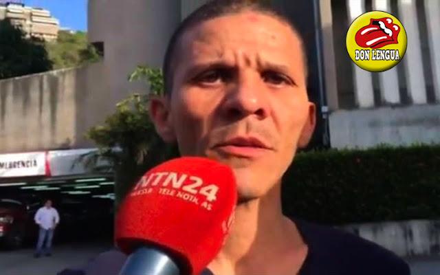 Gilber Caro dice que en las próximas horas soltarán a Leopoldo López
