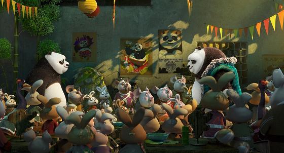 Sembang Wayang:Kung Fu Panda 3