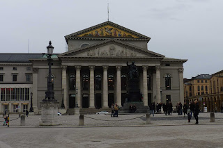 Teatro Nacional o Nationaltheater.