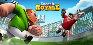yang pada hari ini kali ini mimin akan share game sports yaitu soccer royale  Soccer Royale 2019 Mod Apk v1.0.5+ Unlimited Gems for android