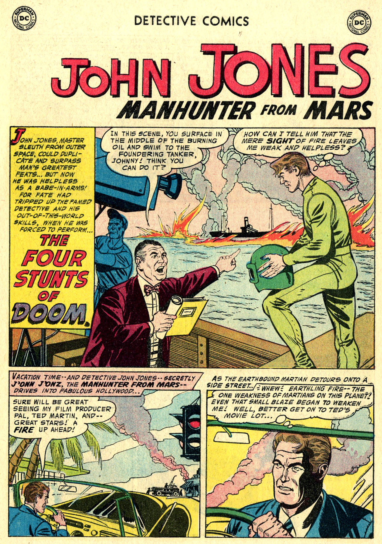 Read online Detective Comics (1937) comic -  Issue #244 - 27