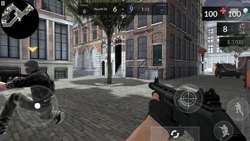 تحميل لعبة Critical Ops 0.9.8 مهكره للاندرويد اخر اصدار