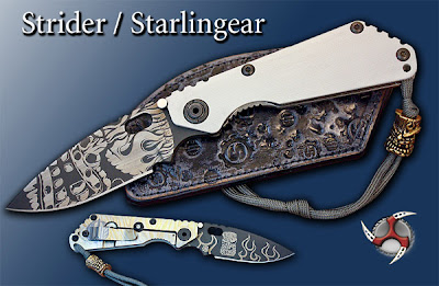 Creative Knives and Unusual Knife Set Designs (15) 7
