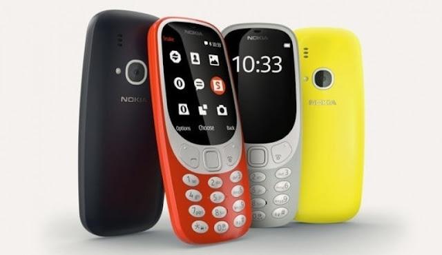 Spesifikasi dan Harga Nokia 3310 4G Terbaru 2018