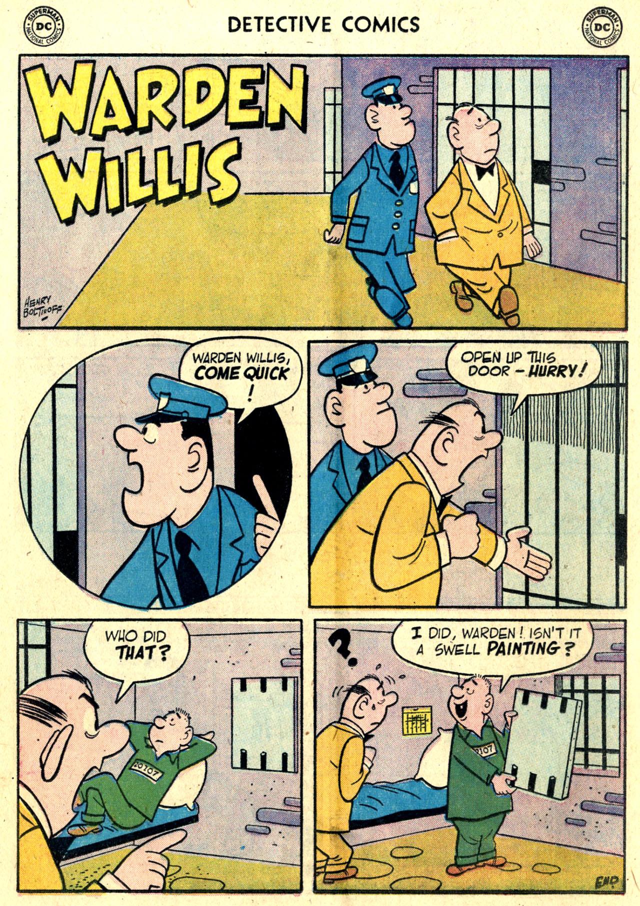 Read online Detective Comics (1937) comic -  Issue #243 - 16