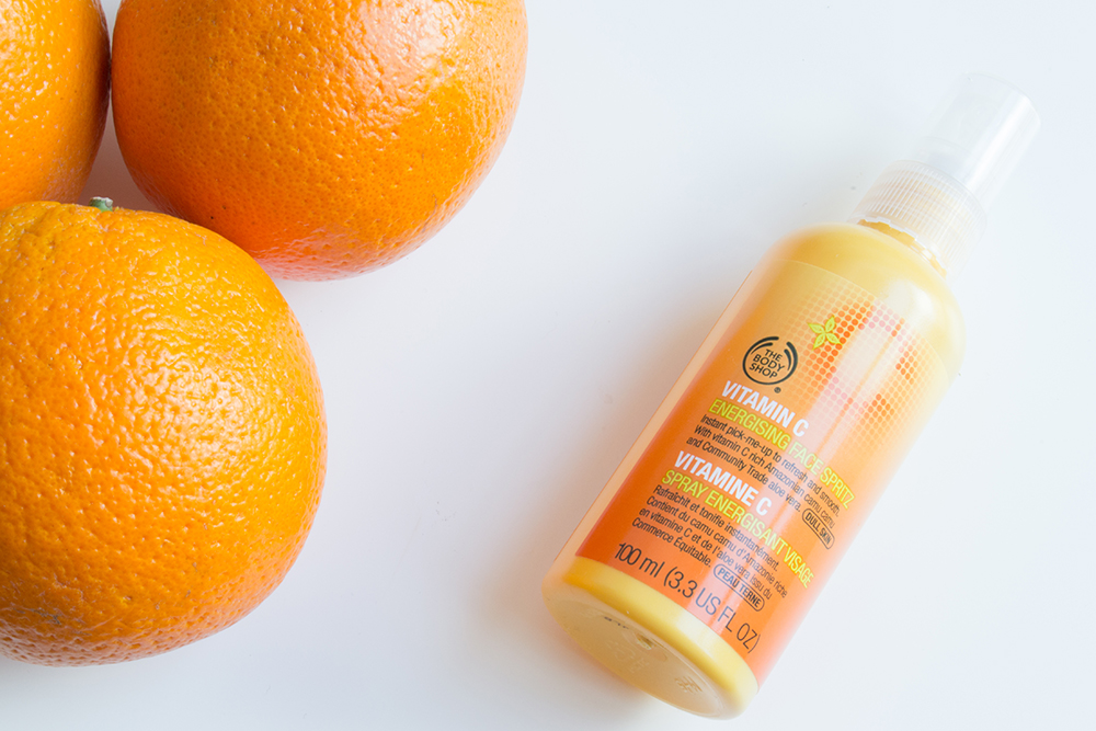 Spray facial de Vitamina C, The Body Shop