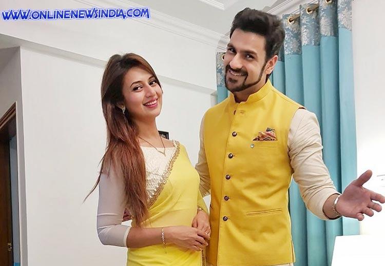 Divyanka and Vivek