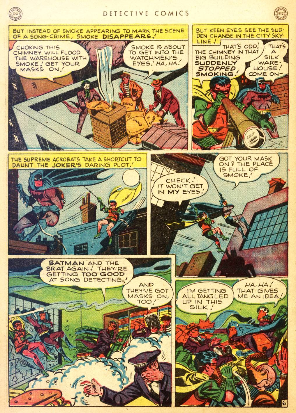 Detective Comics (1937) 124 Page 7