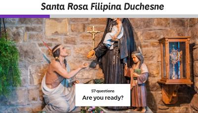 Santa Rosa Filipina Duchesne