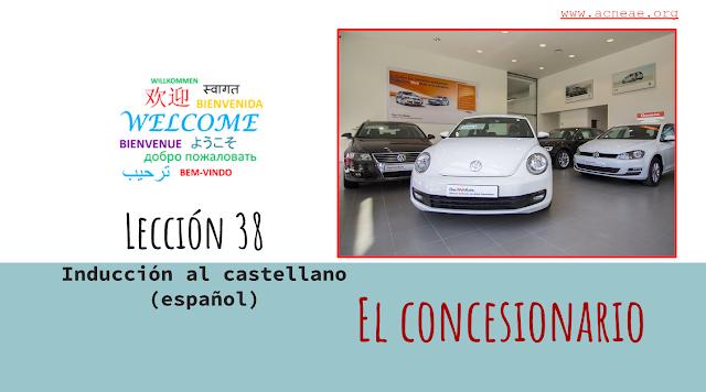 38 CLASE COMPLETA DE ESPAÑOL: SPANISH