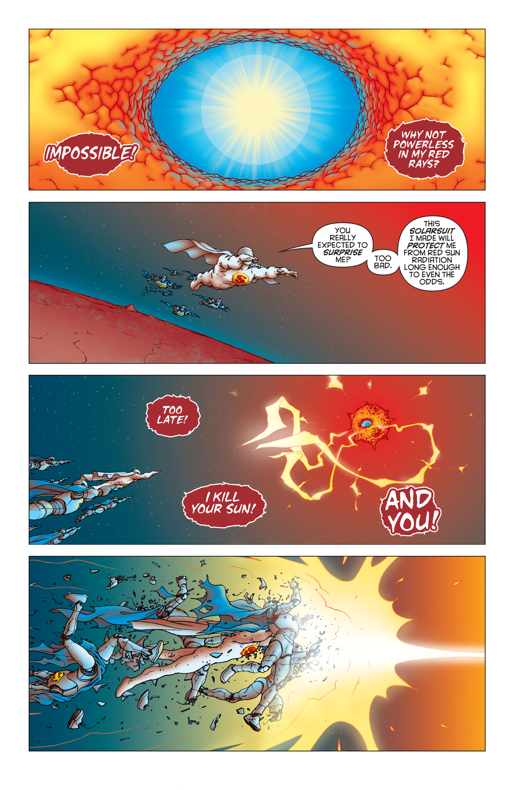 Read online All Star Superman comic -  Issue #11 - 13