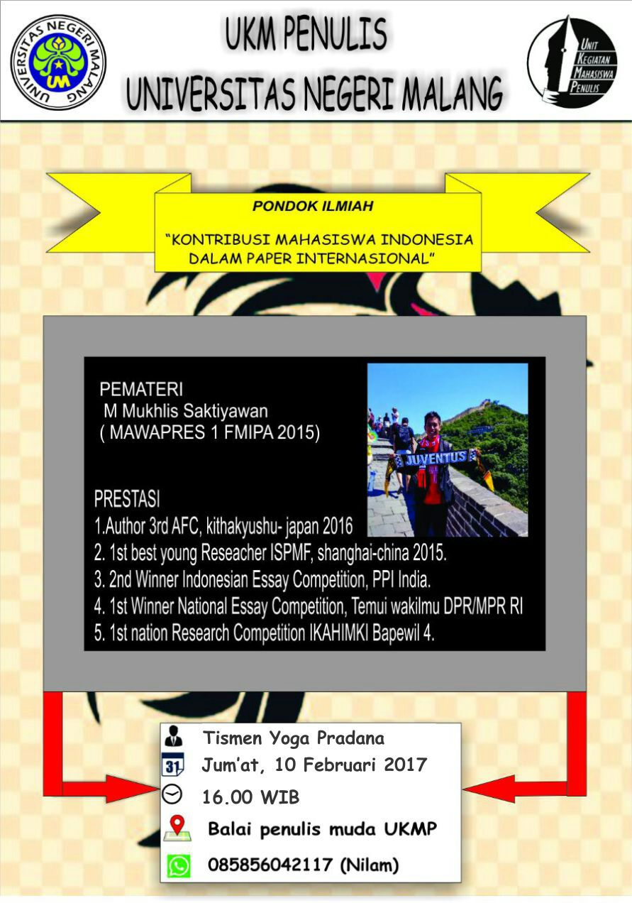 indonesian essay competition ppi india 2015
