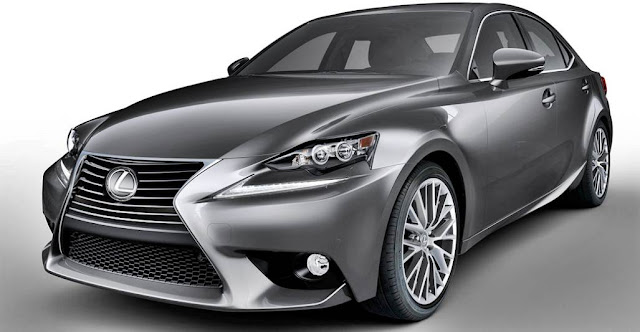 2016 Lexus IS 300 AWD Release Date