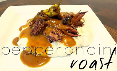 Pepperoncini Pot Roast Recipe
