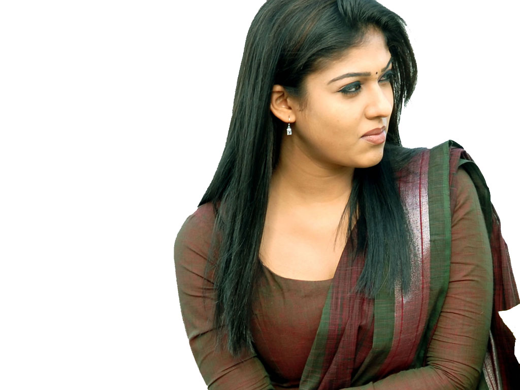 Hq Celebrity Pictures Nayanatara Hot Hd Wallpapers-1741