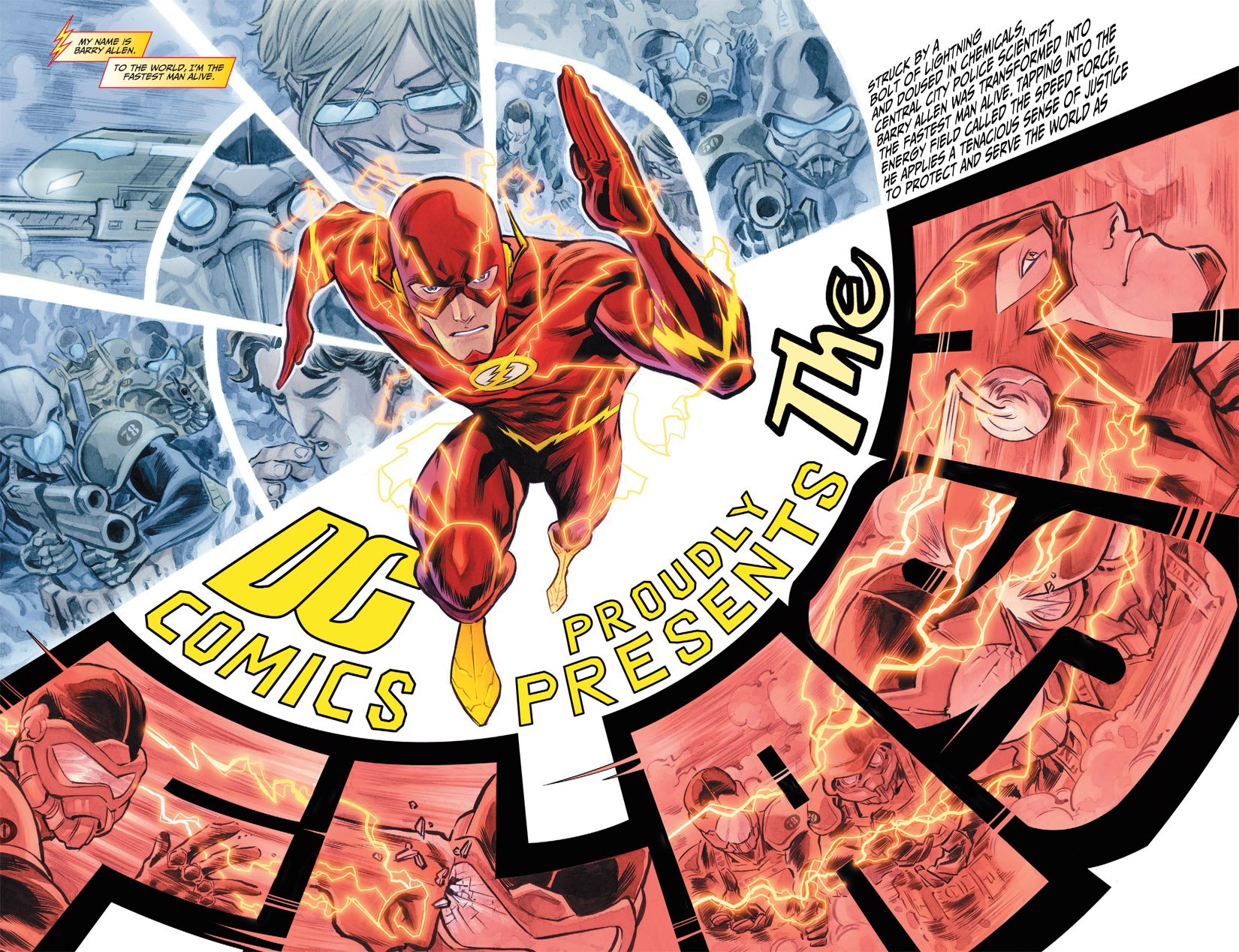 Read online The Flash (2011) comic -  Issue #1 - 7
