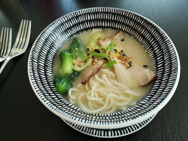kurobuta shanghai noodle