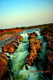 Smoky Dhuandhar Waterfalls