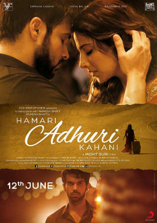 Hamari Adhuri Kahani 2015 BluRay 900MB Hindi 720p Watch Online Full Movie Download bolly4u