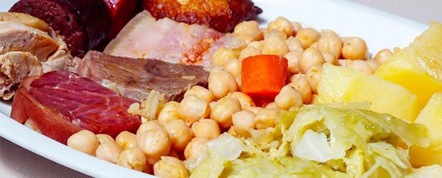 Gastronomía Madrid