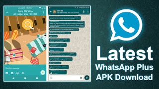 تحميل برنامج واتساب بلس أخر إصدار مجانا - whatsapp plus download