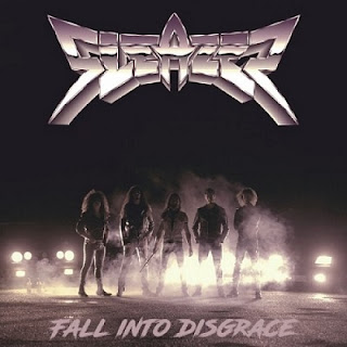 "Sleazer - Fall Again from the album ""Fall Into Disgrace"""