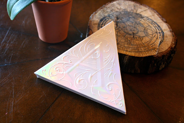 Kat Von D Holographic Alchemist Highlighter Palette blog image