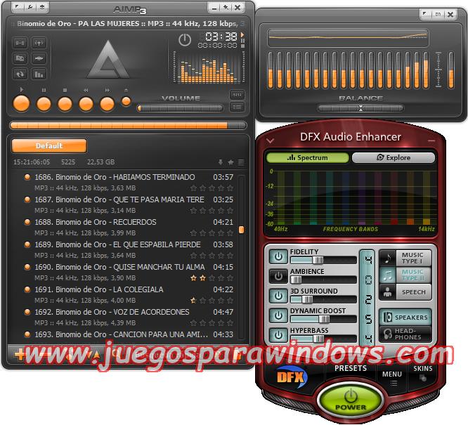 DFX Audio Enhanced Gold v12.011 PC Full 3