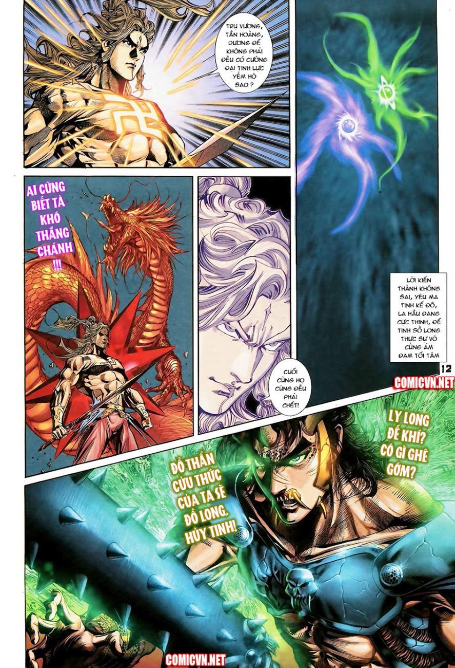 Đại Đường Uy Long chapter 85 trang 12