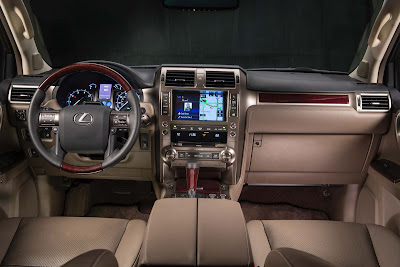 Lexus GX 2017 Review, Specs, Price