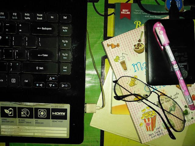 Kemajuan Peserta Kelas Blogging NTT