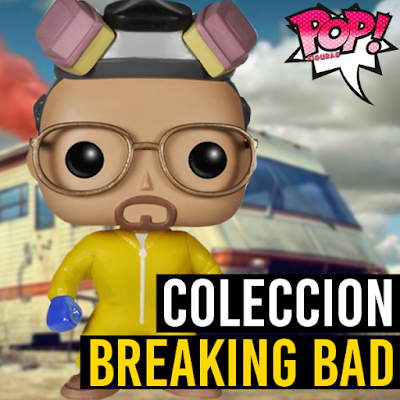 Lista de figuras funko pop de Funko POP Breaking Bad
