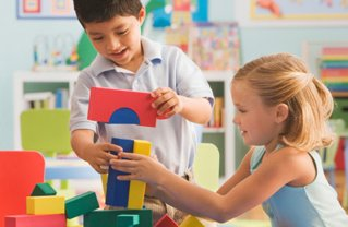 A Learners Diary Building Block Play Helping Build