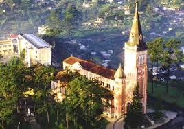Hình ảnh Nhà thờ chính tòa Đà Lạt (nhà thờ Con Gà)
