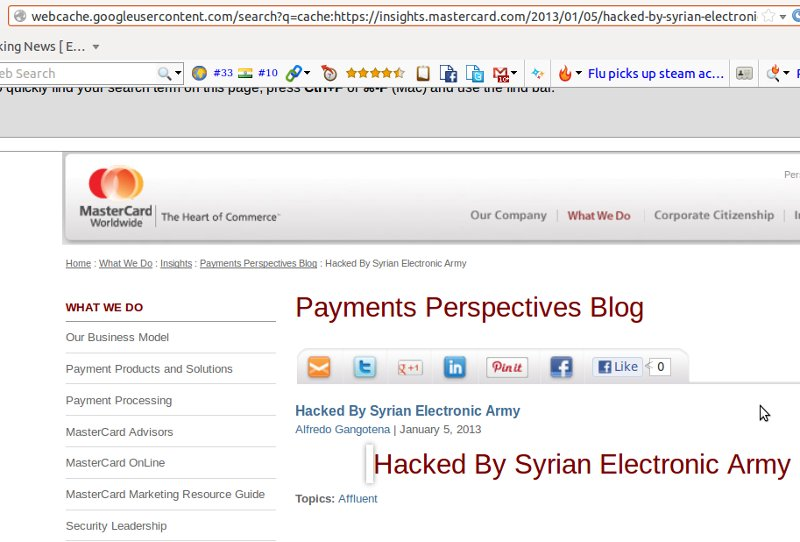 E Hacking News - Latest Hacker News and IT Security News: 1