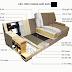 Những tiêu chí chọn mua sofa bọc da cho căn hộ chung cư