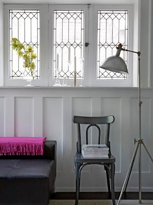 Model teralis jendela