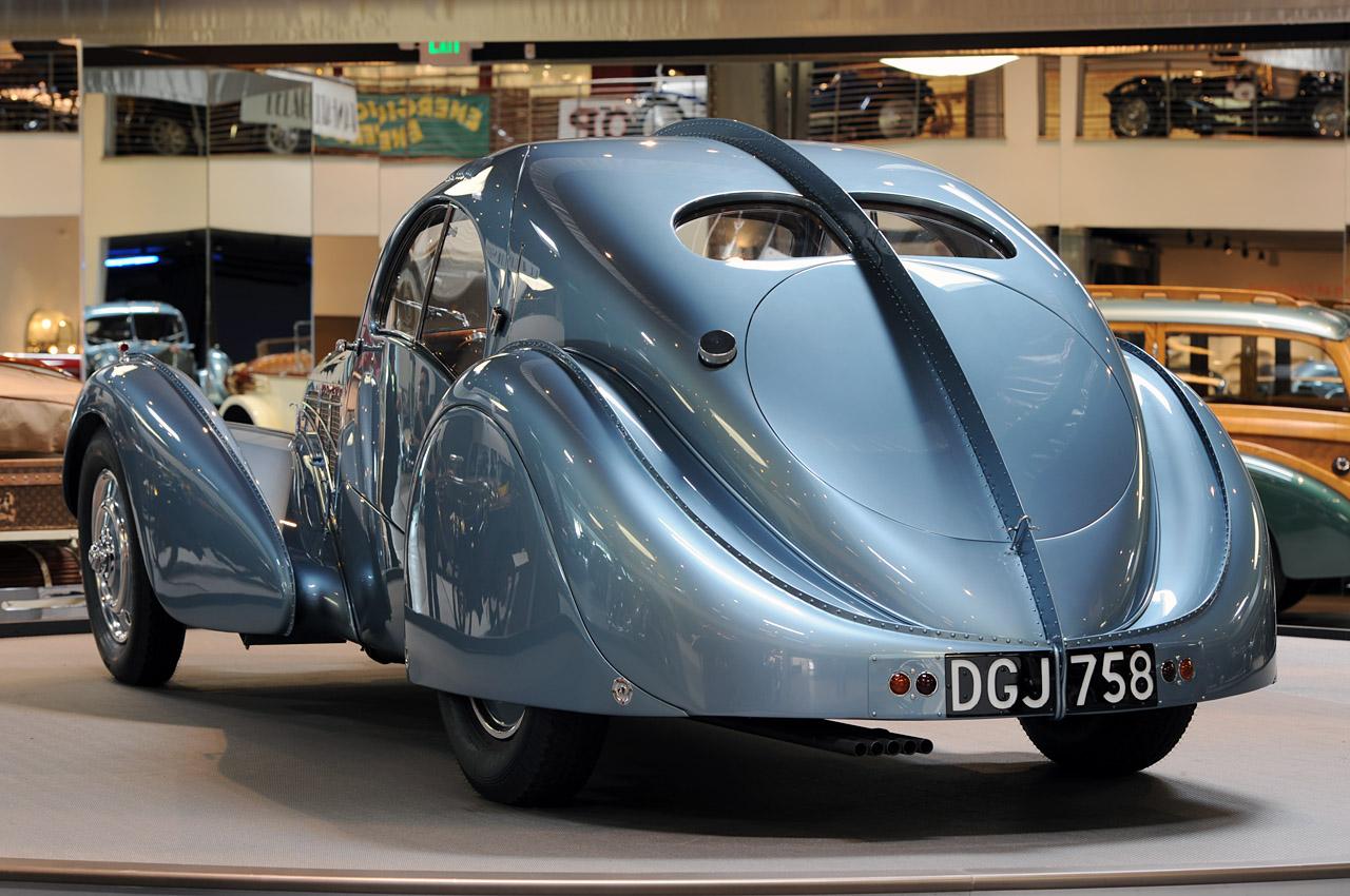 Fab Wheels Digest F W D 1936 Bugatti Type 57sc